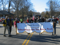 Ashland Olde Time Holiday Parade