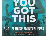 RVA Polar Plunge Winterfest