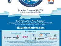 Shiver in the River: RVA Winter Festival
