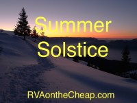 RVA Summer Solstice Celebration: FREE