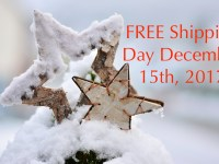 FREE Shipping Day in December