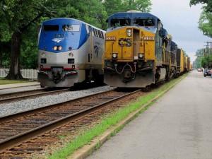 ashland train day