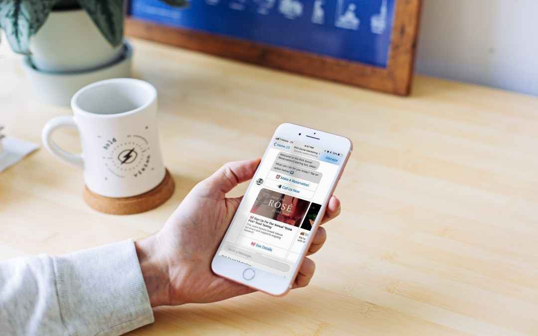 Discover The Top 5 Reasons Facebook Messenger Is Better Than Email