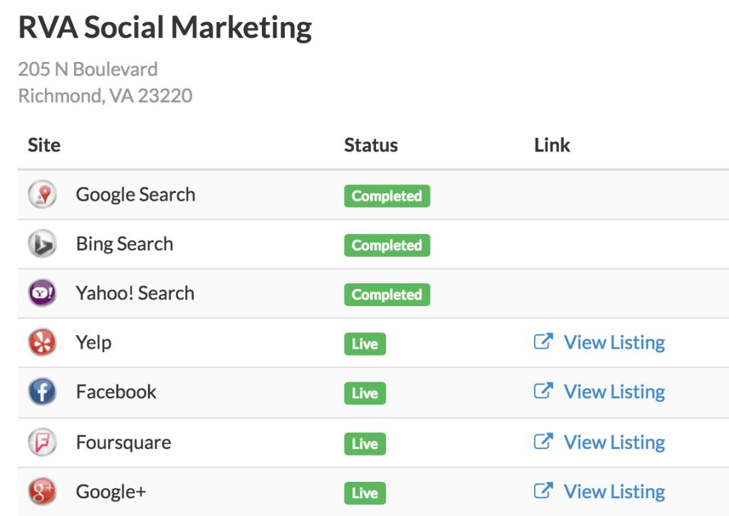 List My Richmond Business on Google