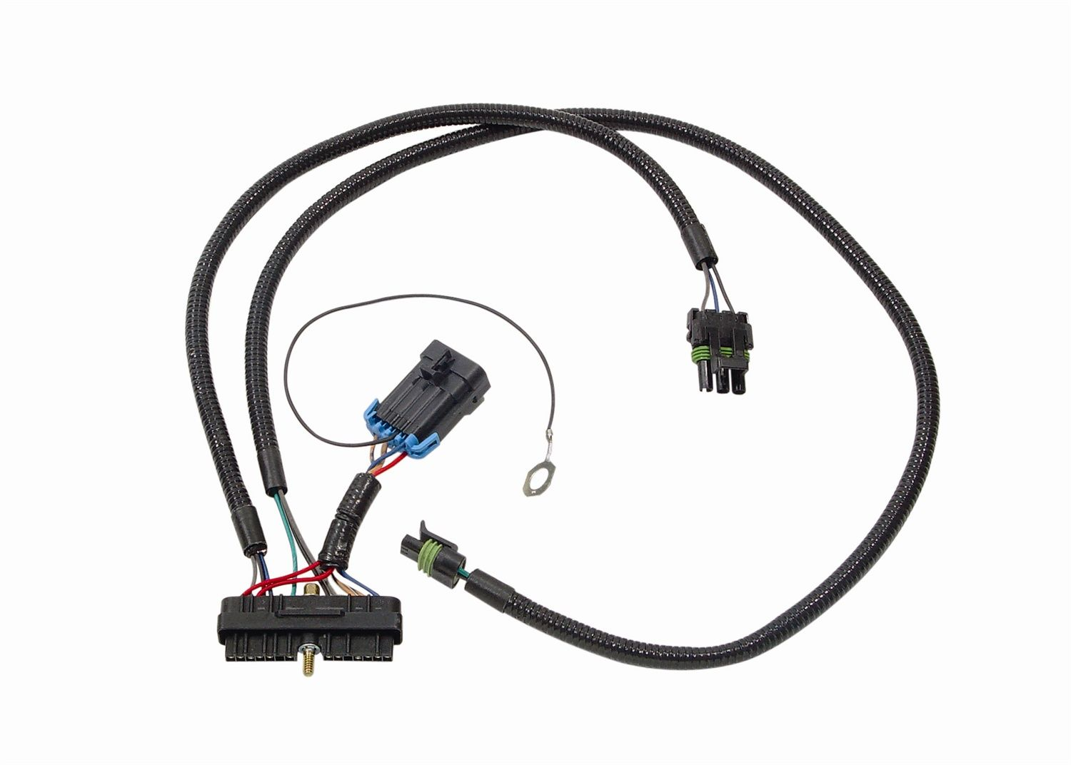 Accel Ignition Ignition Control Module Tuner Wiring