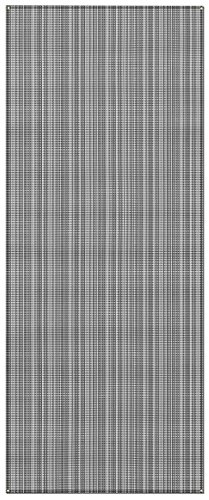 Gunmetal Gray Prest-O-Fit 600015-6 2-3003 Aero-Weave Breathable Outdoor Mat-6 x 15