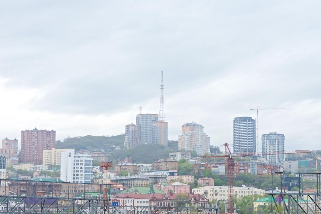 Vladivostok Skyline