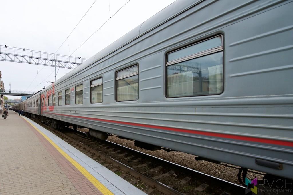 Trans Siberia Express