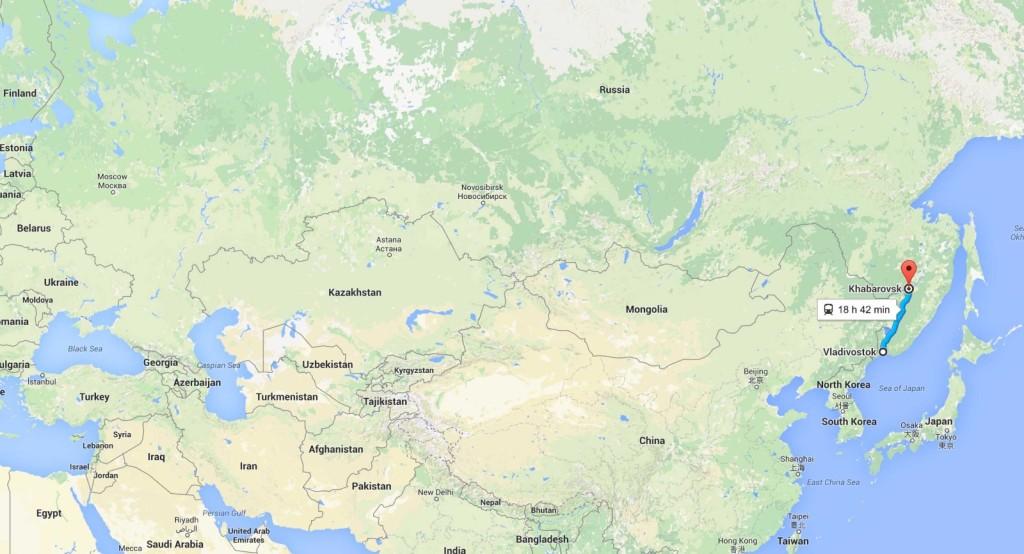 20150519_Vladivostok to Khabarovsk
