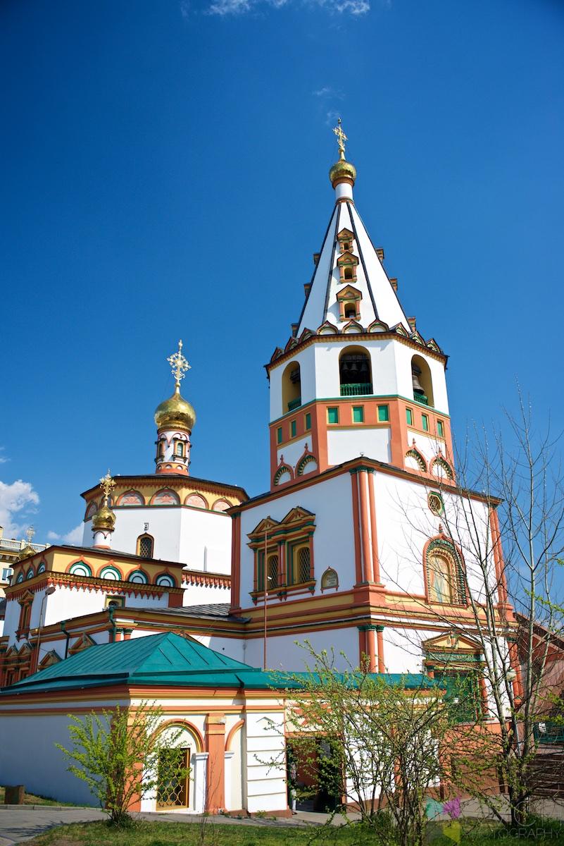 Irkutsk – Paris of the East
