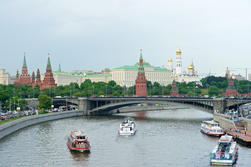 Moscow Red October