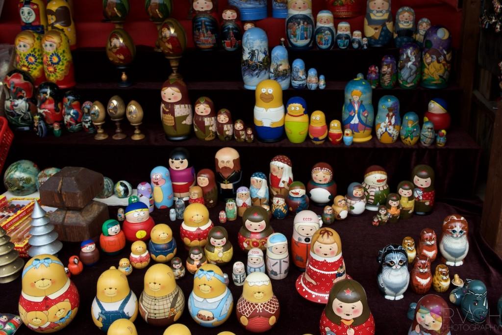 Izmailovsky Markets