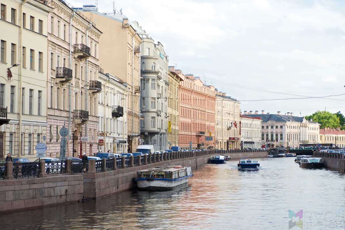 Saint Petersburg – Imperial Porcelain and Hermitage Museum