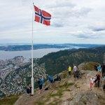 Bergen Ulriken Norway