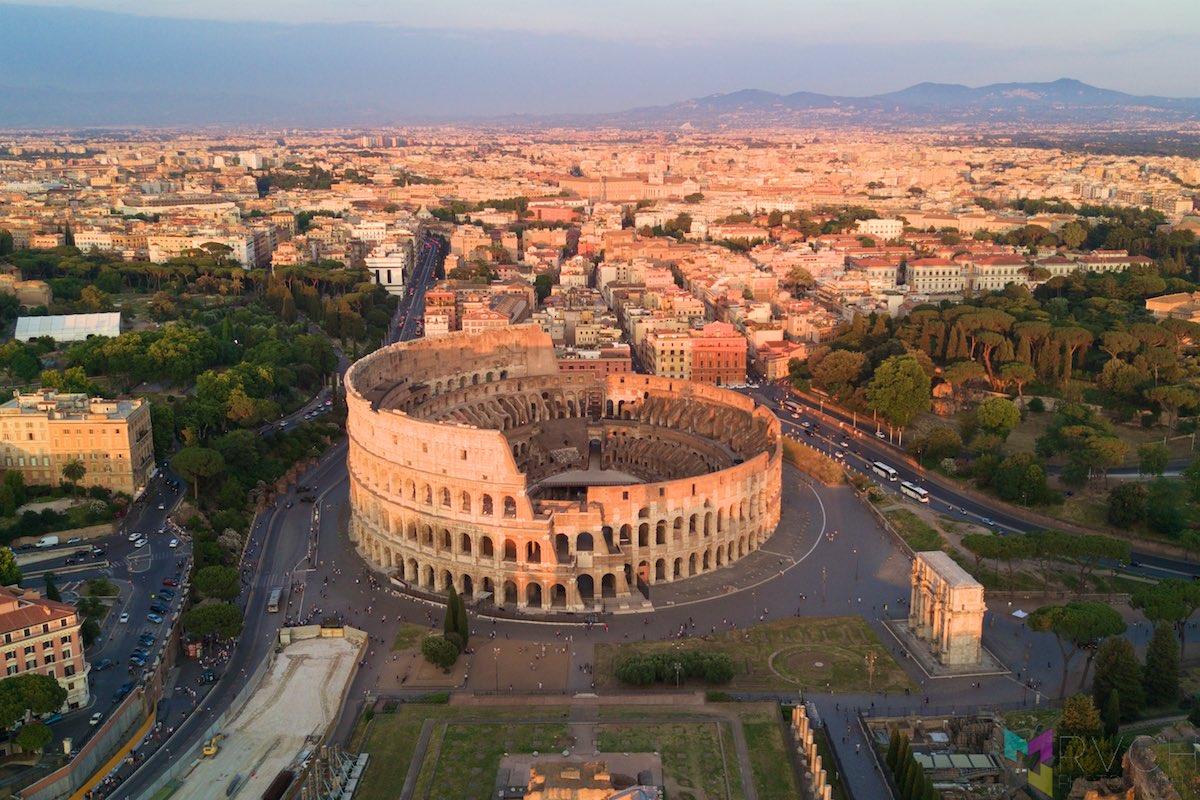 Euro Road Trip – Rome