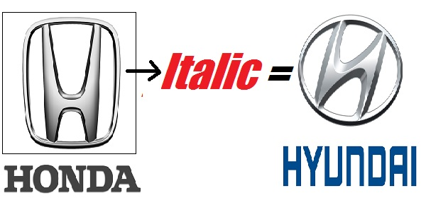 Did Hyundai Copy It S Logo From Honda Here S The Actual Truth