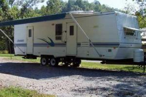 Recreational Vehicles Travel Trailers 2001 Forest River