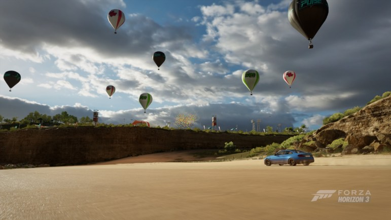 Forza Horizon 3 is that vacation you've always wanted to take.