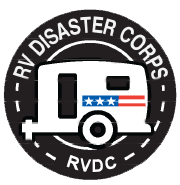 RV Disaster Corps logo