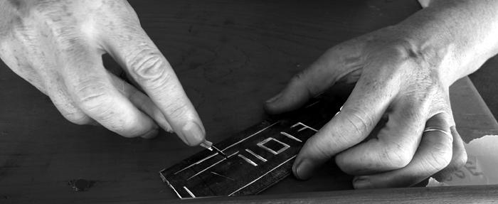 linoleum cut, workshop #00