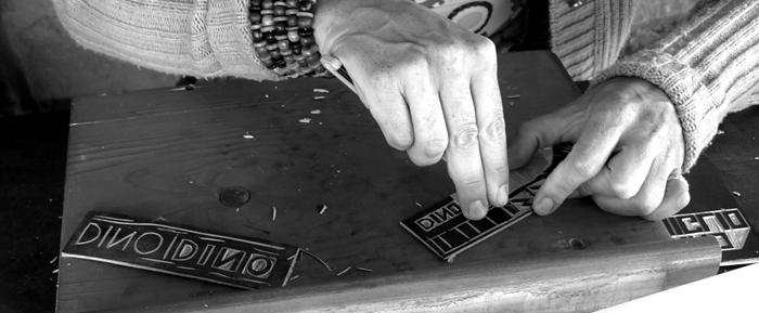 linoleum cut, workshop # 02