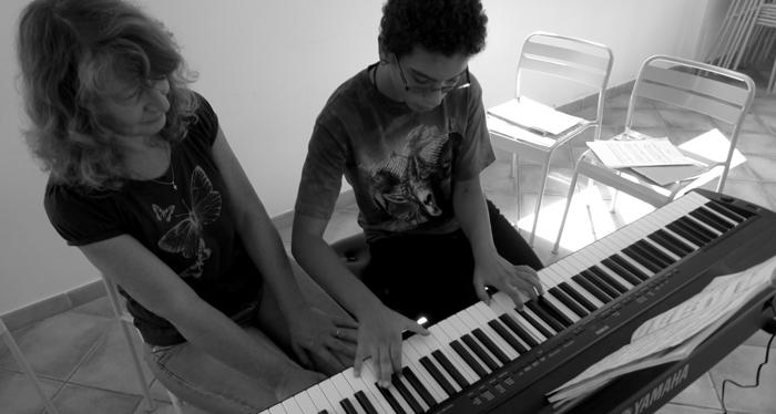 Musica e incisione laboratorio 2014, Italia.Tav. 14