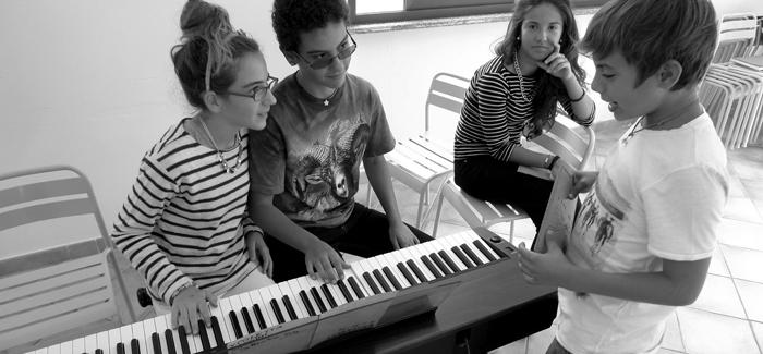 Musica e incisione laboratorio 2014, Italia.Tav. 29