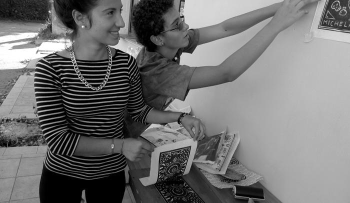 Musica e incisione laboratorio 2014, Italia.Tav. 55