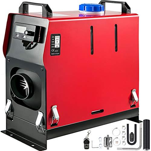 5KW 12V Digital Thermostat Diesel Heater Air Parking Heat Car Air Diesel Heater