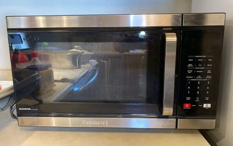 5 best rv microwave convection ovens in
