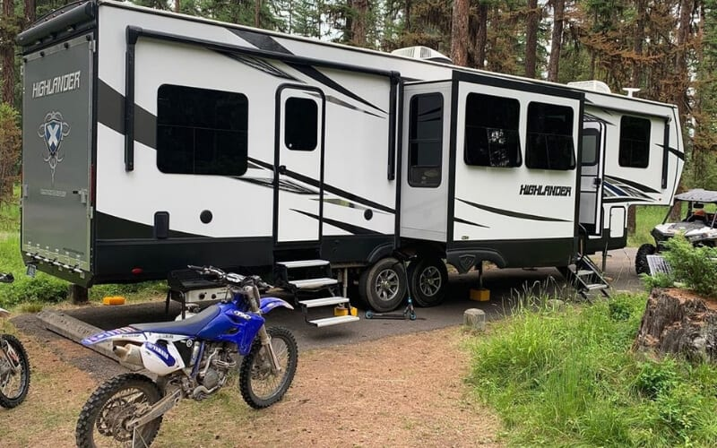 10 of the best fifth wheel toy haulers