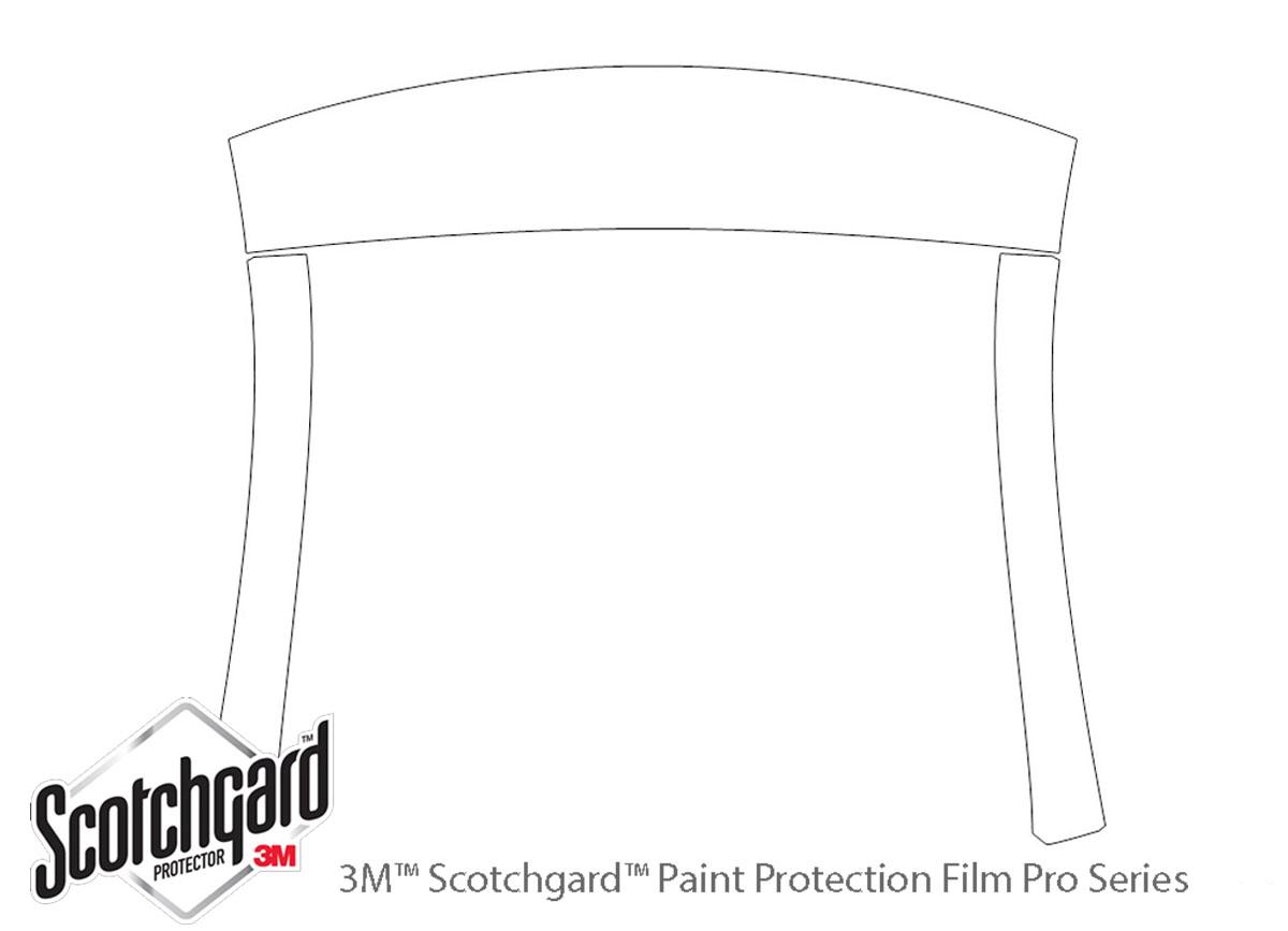 3m Mitsubishi Eclipse Roof And Pillar Paint