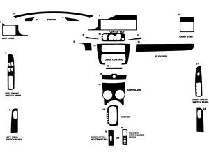 2004 Chrysler Sebring Dash Kits | Custom 2004 Chrysler