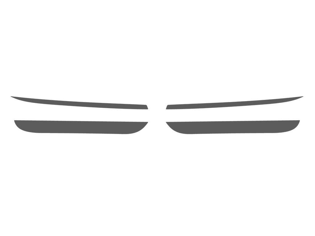 Rshield Lincoln Nautilus Fog Light Protection Kits