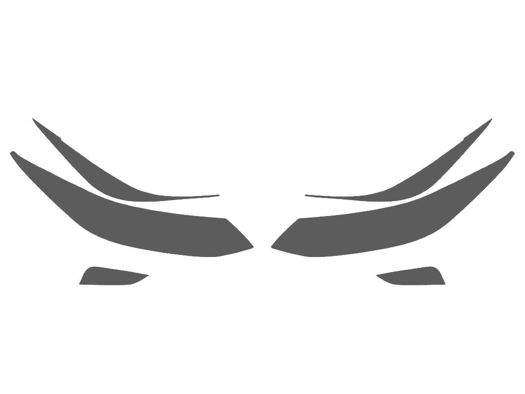 Chevrolet Cruze Headlight Tint