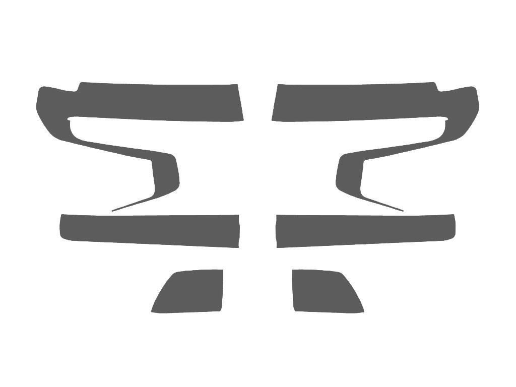 Chevrolet Silverado Headlight Tint