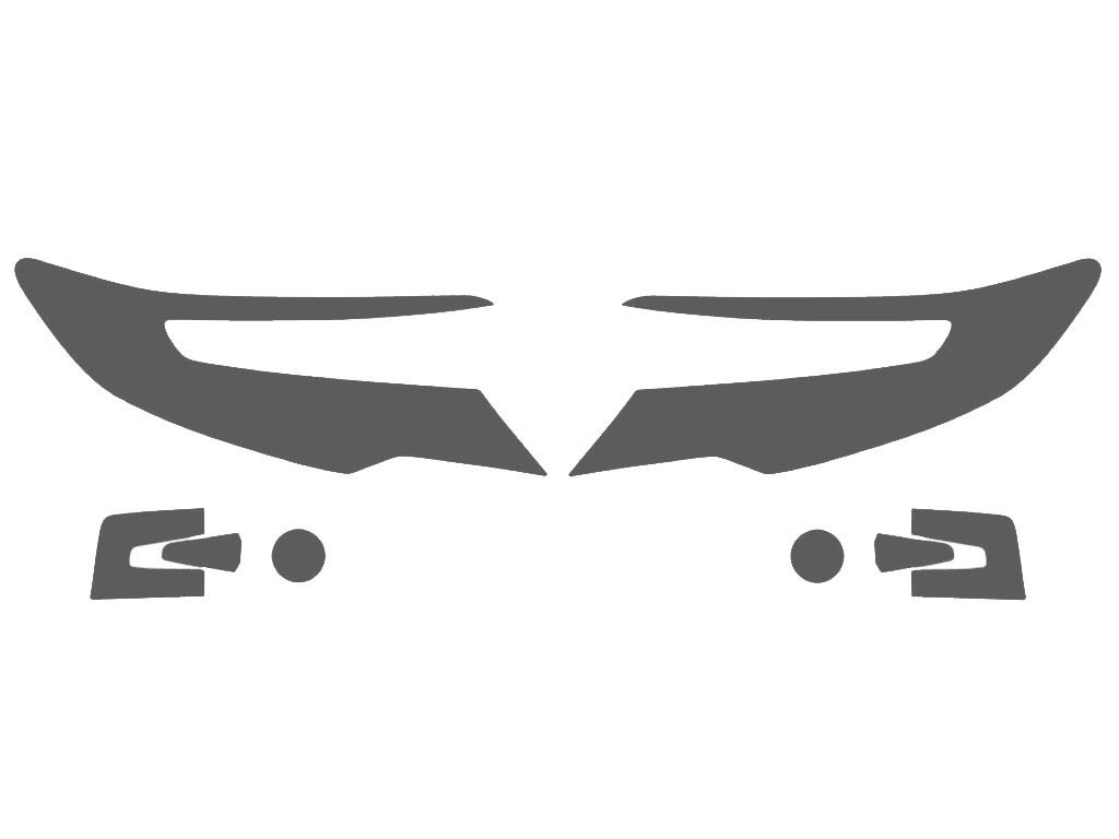 Honda Ridgeline Headlight Tint