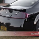 Rtint Infiniti G35 Coupe 2003 2007 Tail Light Tint Film