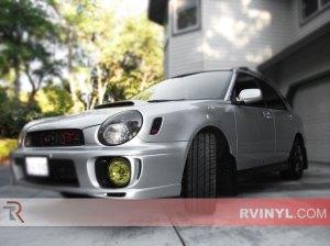 Rtint™ Subaru WRX 20022003 Headlight Tint | Film