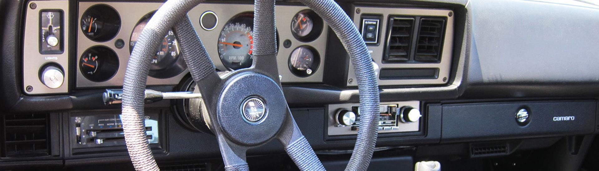 1980 Chevrolet Camaro Dash Kits Custom 1980 Chevrolet