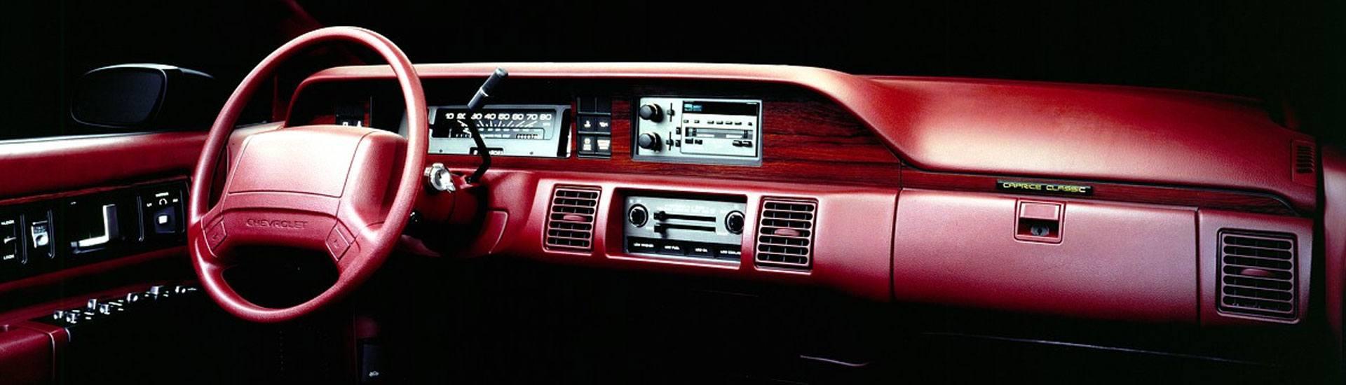 1991 Chevy Truck Dashes