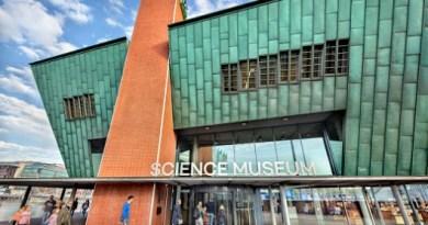 Succesvol jaar voor NEMO Science Museum