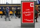 Twente confronteert reizigers met gehaaste leefstijl