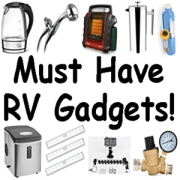 2017 RV Must Have Gadgets