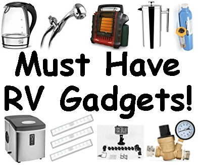 RV Required Items