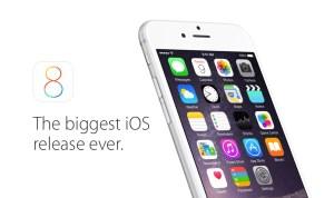 iOS 8 - Big