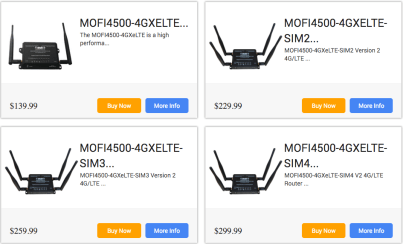 The MoFi routers may all look alike and have similarly cryptic names, but the SIM4 seems to be the one worth waiting for.