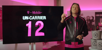 "John Legere today announced the end of ""data buckets"" with the new T-Mobile One plan."