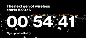 """Real """"5G"""" is still years away, and Verizon has had LTE-A carrier aggregation for over a year now too. So just what was the countdown for?"""