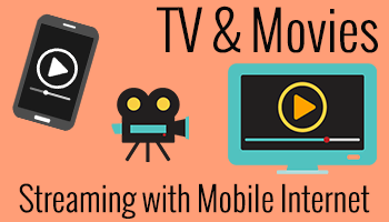TV and Movie Streaming